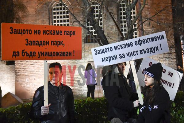 protest-against-air-polution-in-sofia