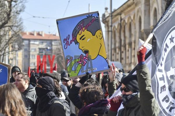 antifa-protest-lesbians-gay-sofia
