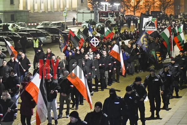 sofia-nazi-march