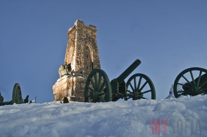 shipka-monument