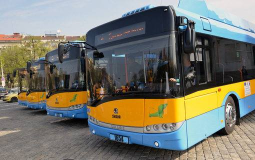 тролейбус - младост