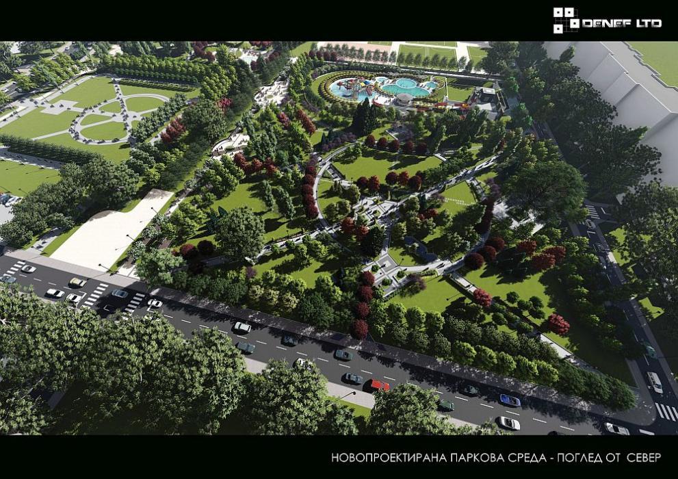 парк възраждане