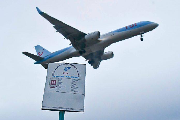 полет-самолет