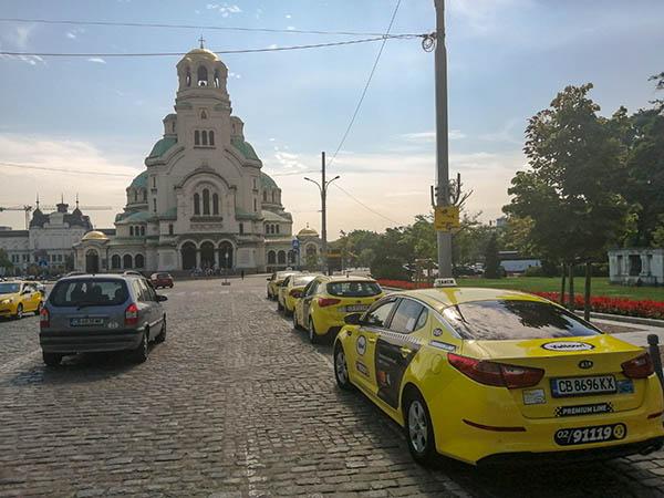 taxi-sofia