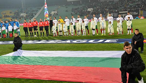 Националният отбор по футбол на България