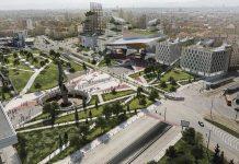 проект за Централна жп гара