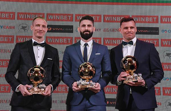 футболист-на-годината