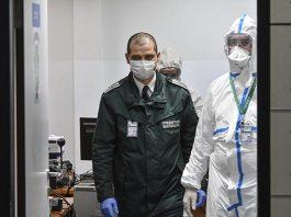 coronavirus-sofia-airport