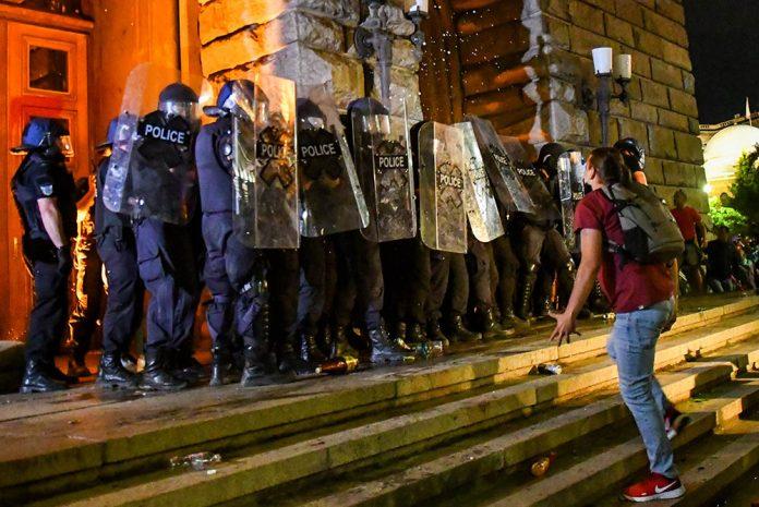 protest-arrests-bulgaria